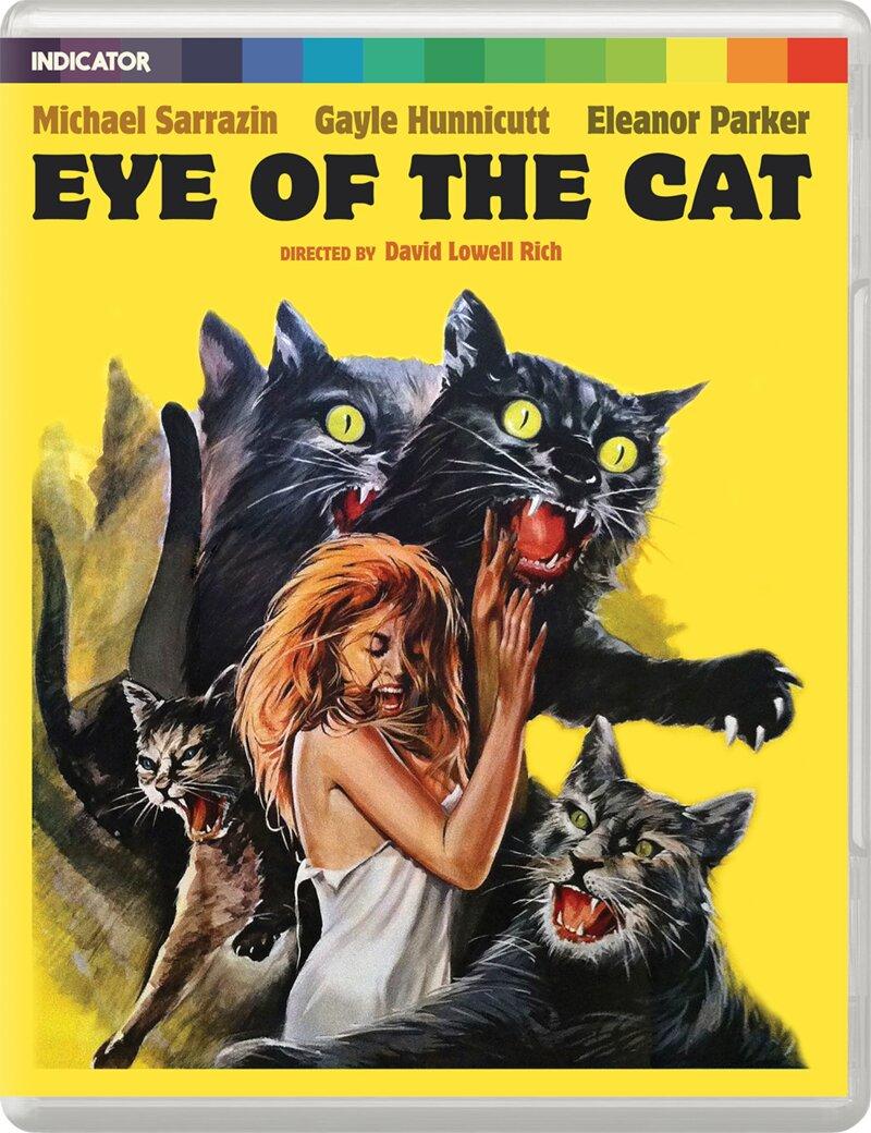 eye of the cat bluray