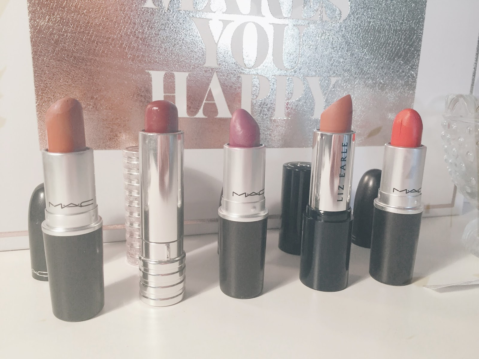 Can't decide which MAC lipstick to buy