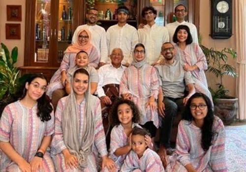 Empat Putri Quraish Shihab yang Sukses di Bidangnya Masing-Masing