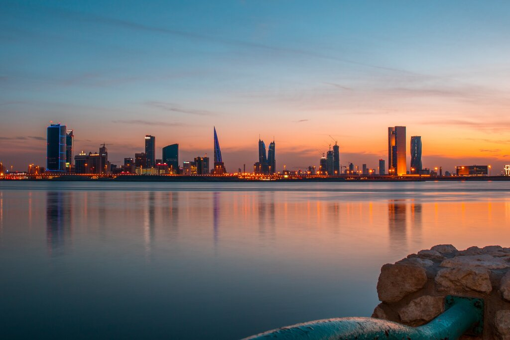 bahrain island