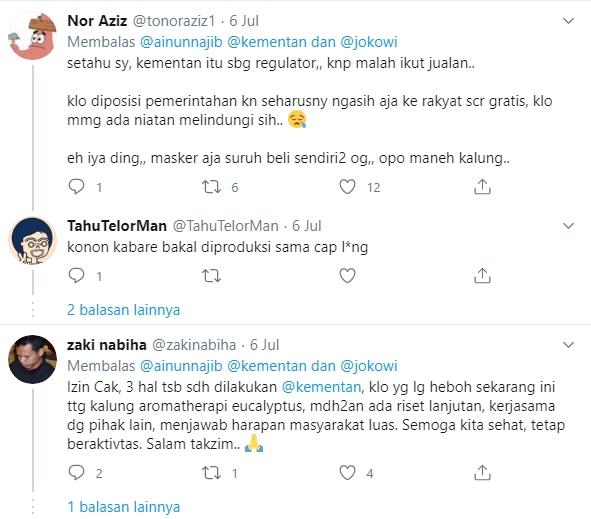 Soal Kalung Anti Corona, Cak Nun: Ini Membodohi Masyarakat!