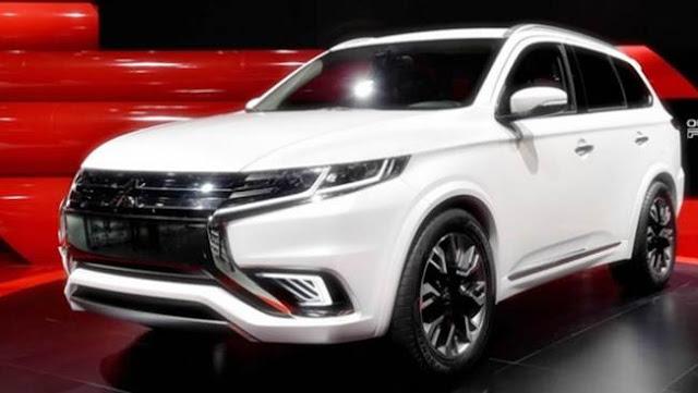 Mitsubishi Outlander 2018 Redesign, Release Date, Price