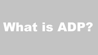 What is ADP-Associate Degree Program