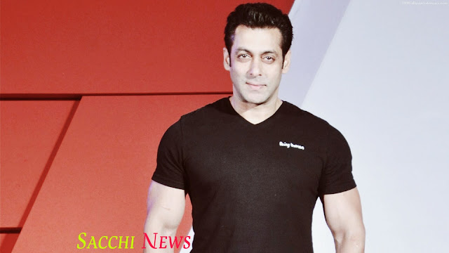 Famous Bollywood actor salman khan