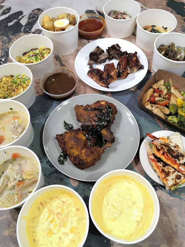 Sedap Sangat So Kita Tapaw Pula Set Asian Premium Food dari Renaissance Johor Bharu Hotel