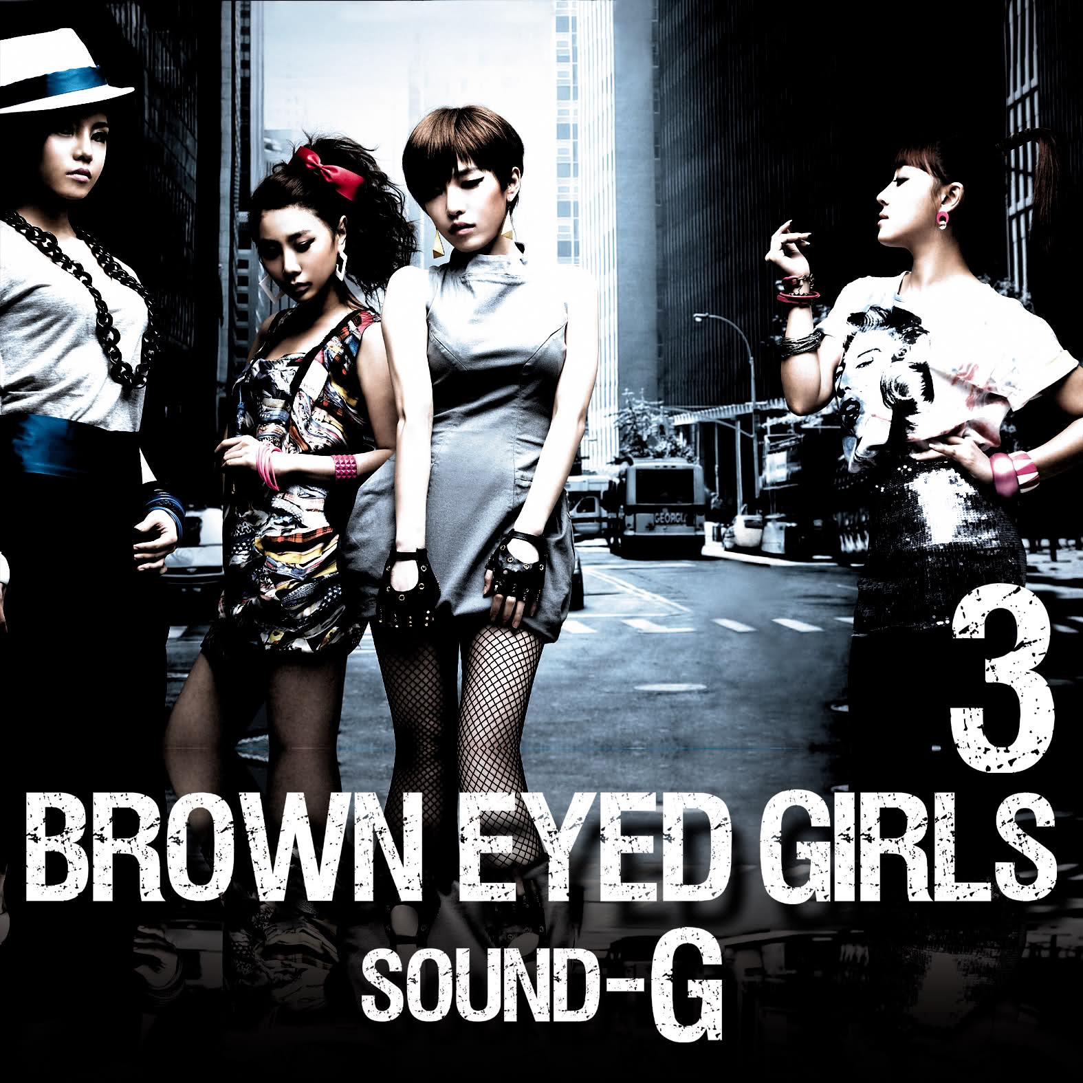 Kết quả hình ảnh cho Brown Eyed Girls: Sound-G