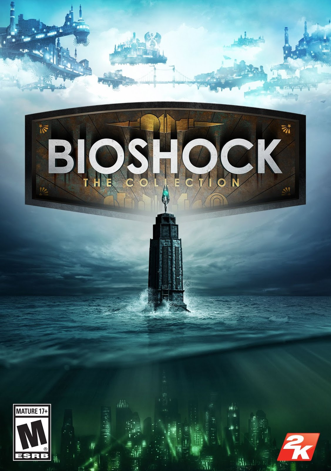 Descargar BioShock The Collection PC Cover Caratula-www.juegosparawindows.com