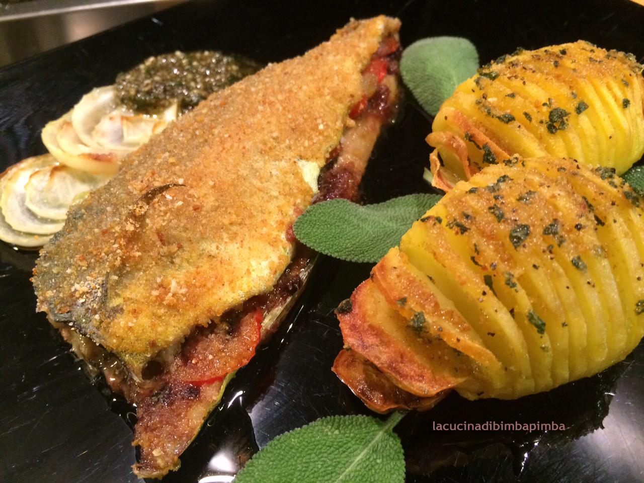 la cucina di bimba pimba: Filetti di Capone all'eoliana con ...