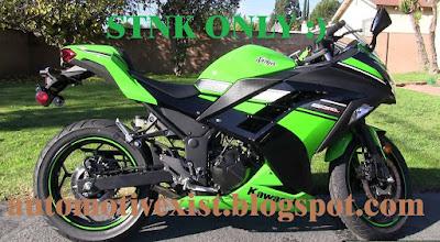 Penipuan jual beli sepeda motor STNK only Ciri Penipuan Jual Beli Motor STNK Only Di Facebook