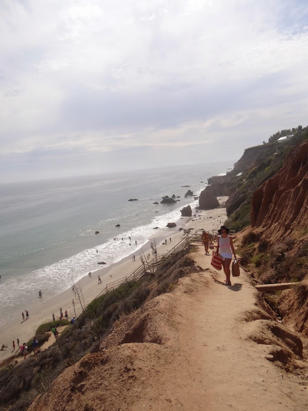 El Matador State Beach Malibu