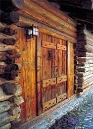 Fotos De Puertas Puertas Rusticas De Madera - Modelos-de-puertas-rusticas