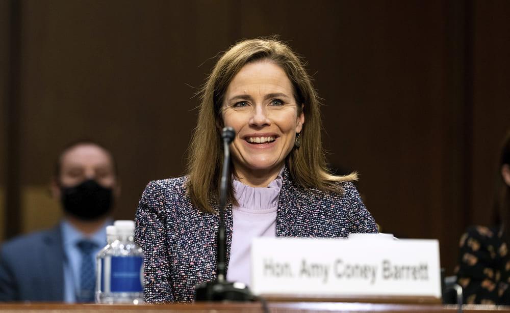 El Comité Judicial del Senado de EEUU confirmará el 22 la nominación de Barrett a la Corte