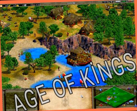 افضل طريقة  لتحميل لعبة Age Of Kings للاندرويد برابط مباشر