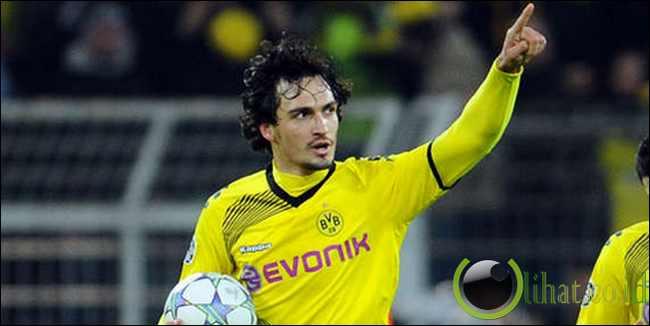 Mats Hummels - Borussia Dortmund