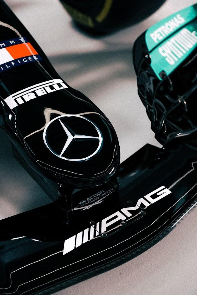 F1, presentata la Mercedes W12