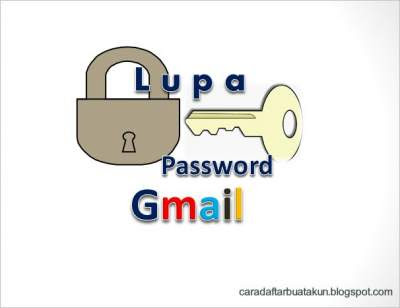 Lupa Password Gmail dan Cara Mengatasinya - CDBA