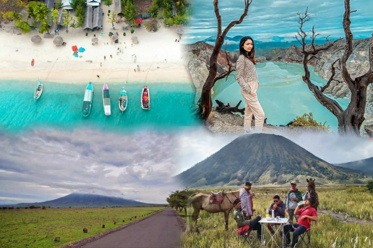 Rekomendasi tempat wisata keluarga di jawa timur
