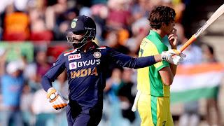 Ravindra Jadeja 66* vs Australia Highlights