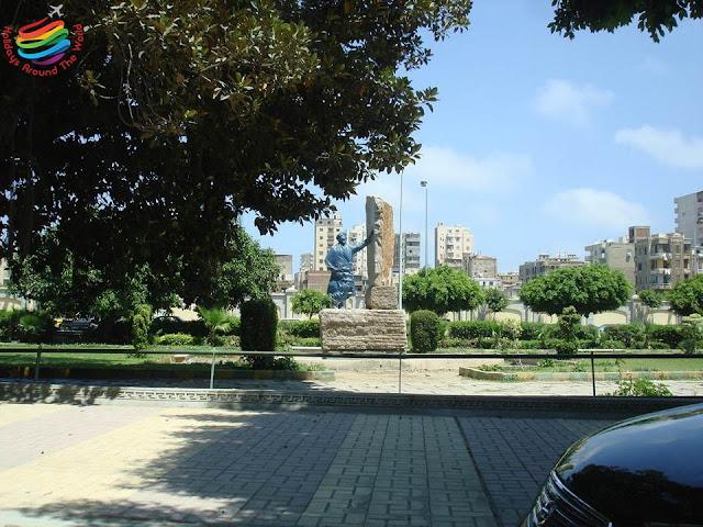 Shallalat Gardens - Alexandria