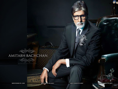 Famous Bollywood Actor Amitabh Bachchan HD images