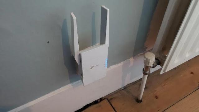 TP-Link RE505X Wi-Fi Range Extender Review