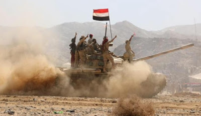11 Yemen Soldiers Killed including Senior Officer in Houthi Missile Attack