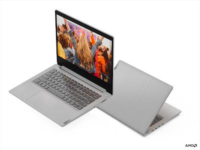 Lenovo เปิดตัว IdeaPad Slim 3 แล็ปท็อป on-the-go ความบางที่อัดแน่นด้วยสมาร์ทเทคโนโลยี