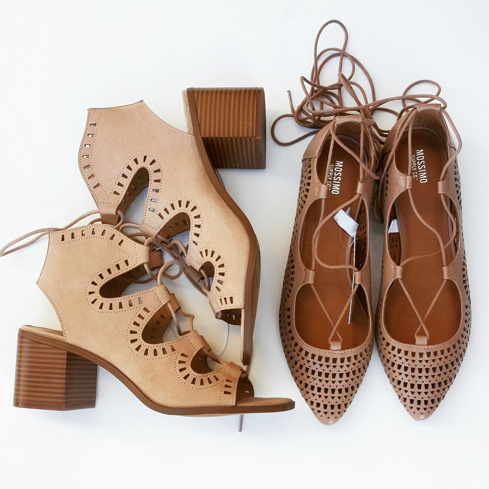9495f0a4a1d7 Today at Target you can buy 1 get 1 50% off on all shoes! Get these Mossimo  Maeve Gladiator Sandals or these Mossimo Feliza Lase Cut Flats as part of  the ...