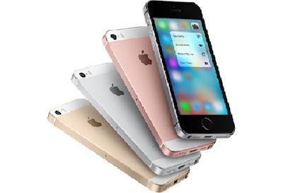 Thay man hinh iPhone SE chinh hang