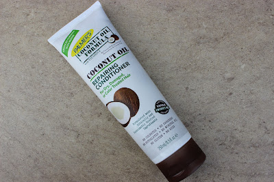 Palmer's coconut oil repairing conditioner review