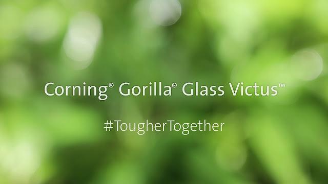 Gorilla Glass Victus - O novo vidro da Corning