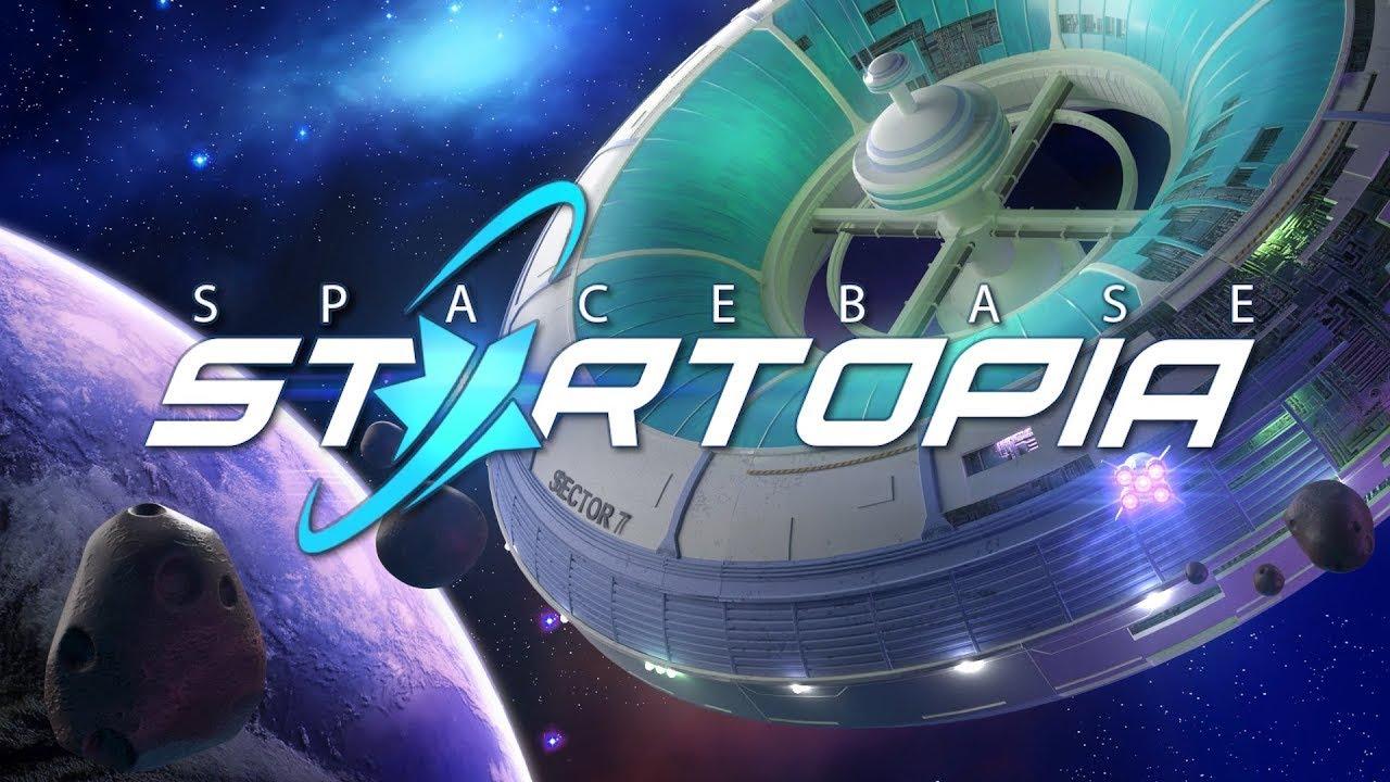 SPACEBASE STARTOPIA TOUCHES DOWN  ON NINTENDO SWITCH 24TH SEPTEMBER