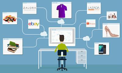 Tips menjual barang secara online dengan mudah dan murah
