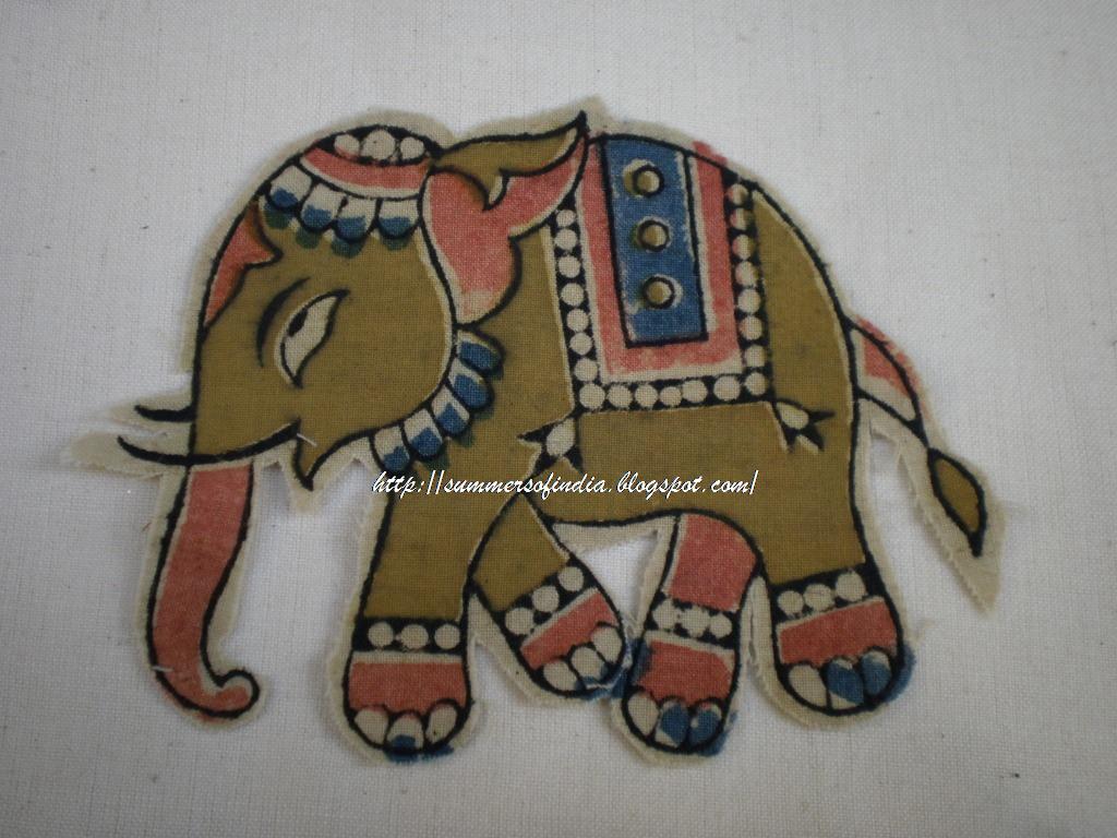Kalamkari The Art Of Painting Fabric With A Pen 5