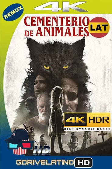 Cementerio de Animales (2019) BDRemux 4K HDR Latino-Ingles MKV