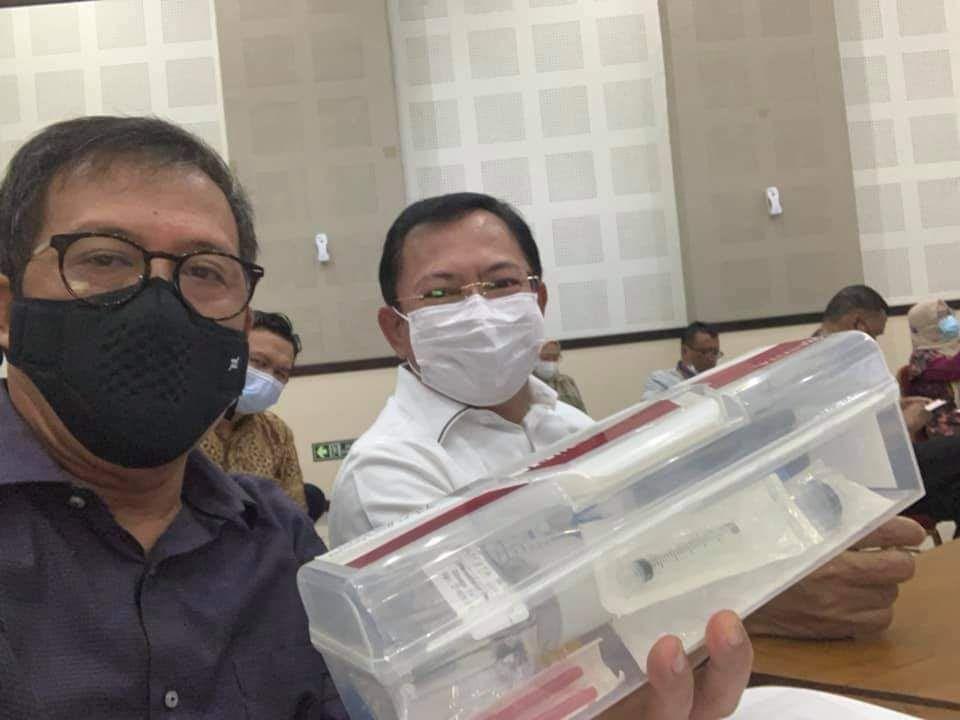 Penelitian Vaksin Nusantara Terawan Dihentikan Sementara, Ini Alasannya
