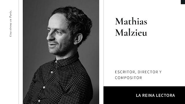 Las claves de la nueva novela de Mathias Malzieu