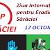 17 octombrie: Ziua Internațională pentru Eradicarea Sărăciei