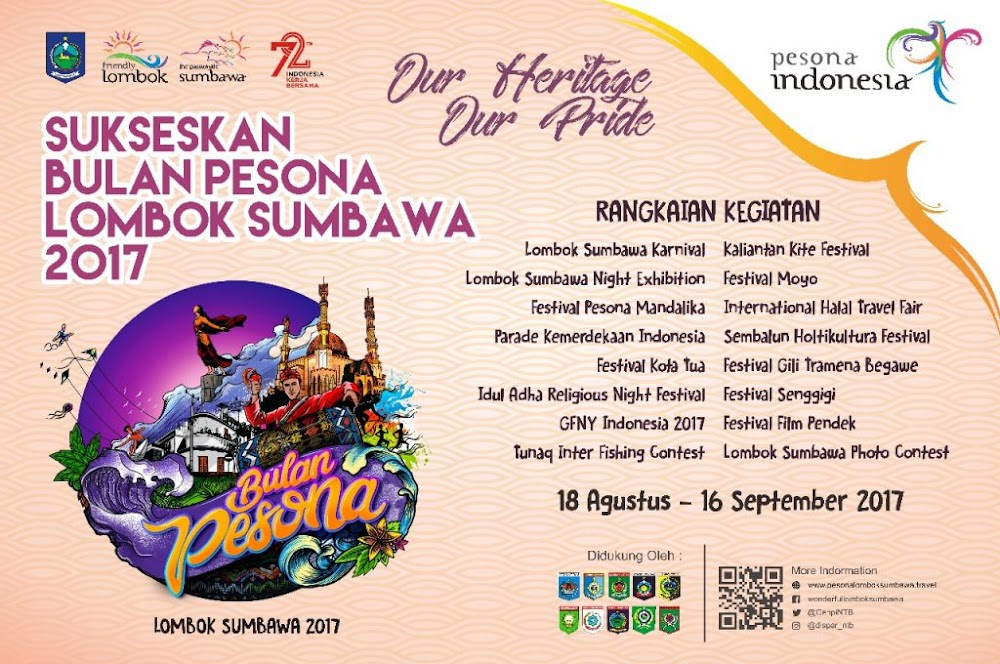 Kuta Mandalika Colour Run • 2017