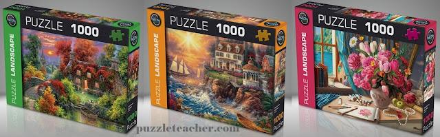 Neon puzzle 2020 a101