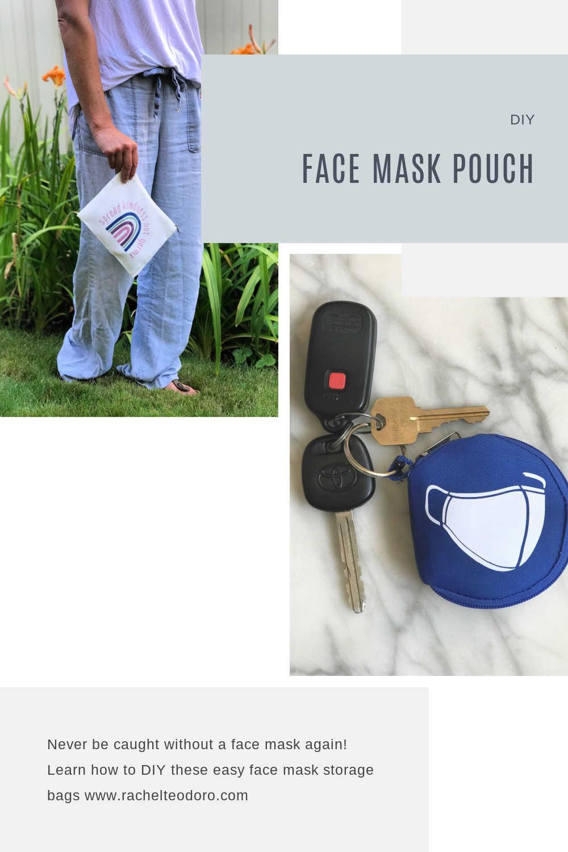 face mask bag