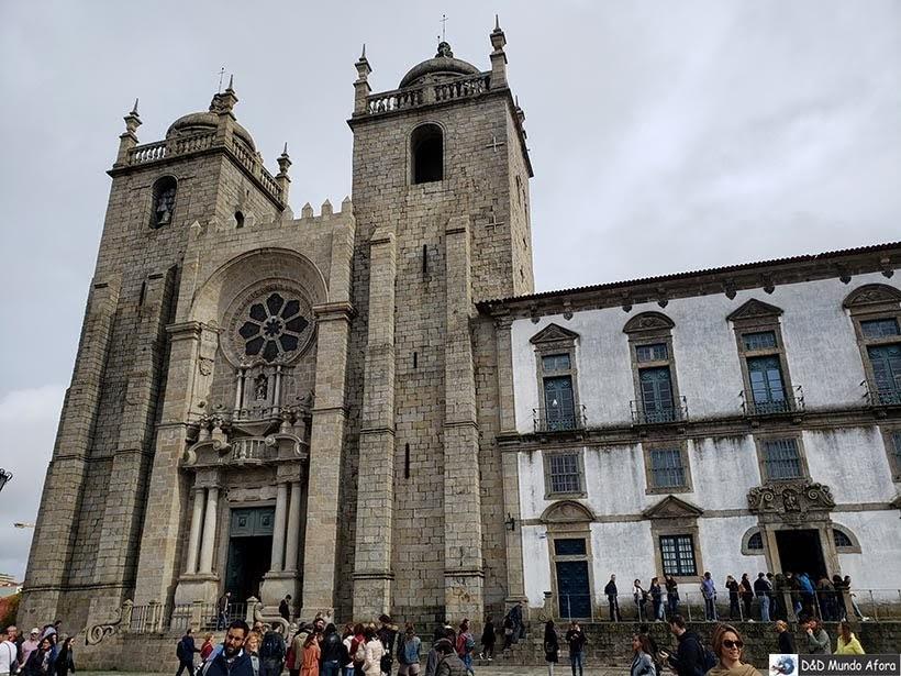 Sé do Porto - O que fazer no Porto, Portugal