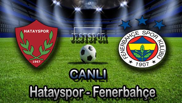 Hatayspor - Fenerbahçe Jestspor izle