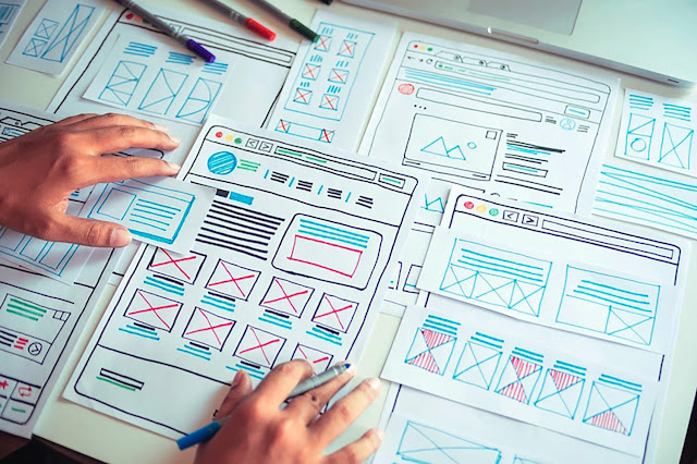 Bandingkan UX dan UI dalam Desain Web