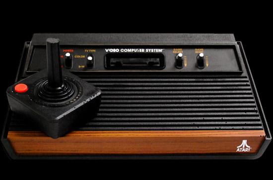 Videogames mais raros e caros - Atari