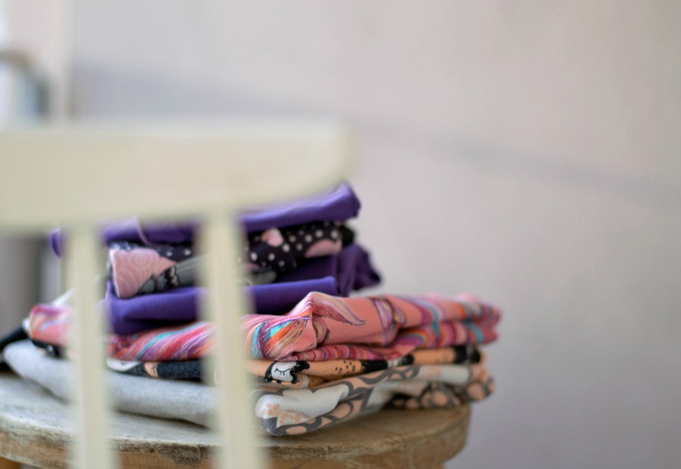 joustavien kankaiden ompelu ompelukoneella