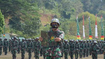 Sebanyak 268 Pemuda Terbaik Digembleng jadi Prajurit TNI AD