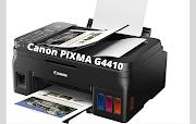 Canon PIXMA G4410 Driver Softwar Free Download