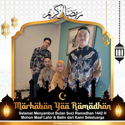 Twibbon Ramadhan 1442