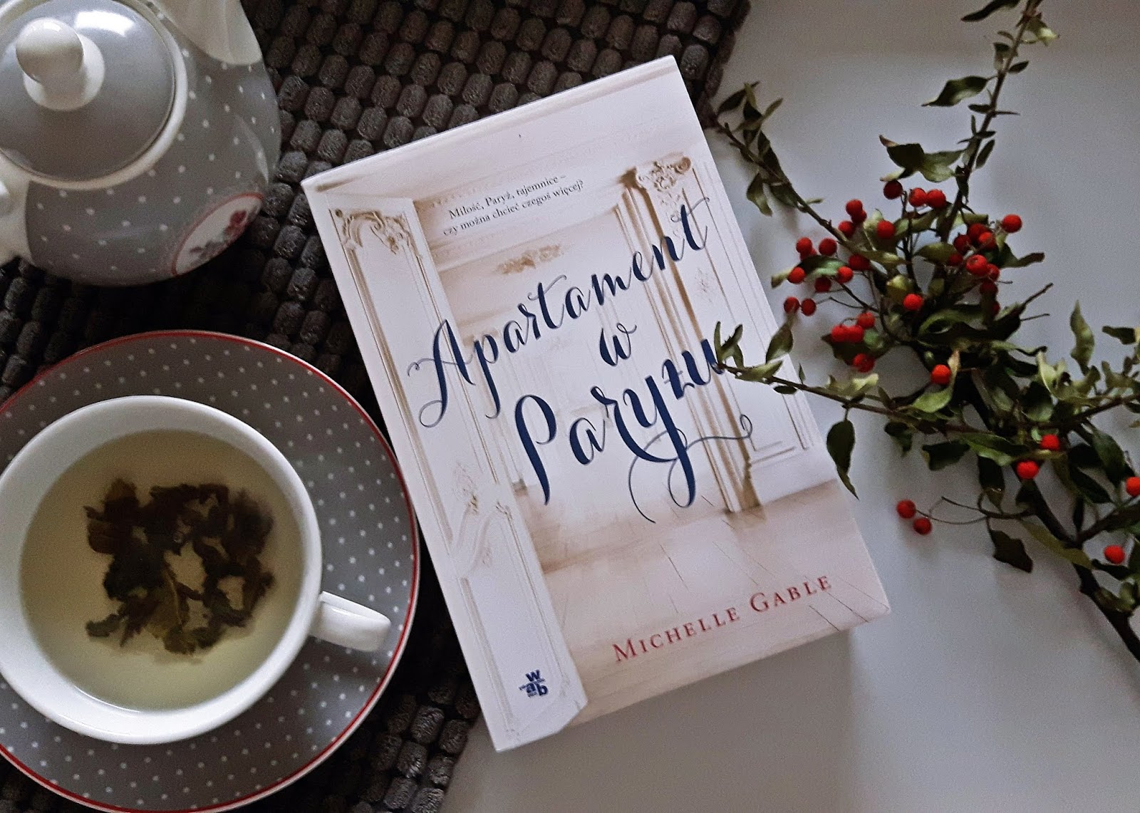 "Czas poznać ""Apartament w Paryżu"" Michelle Gable"
